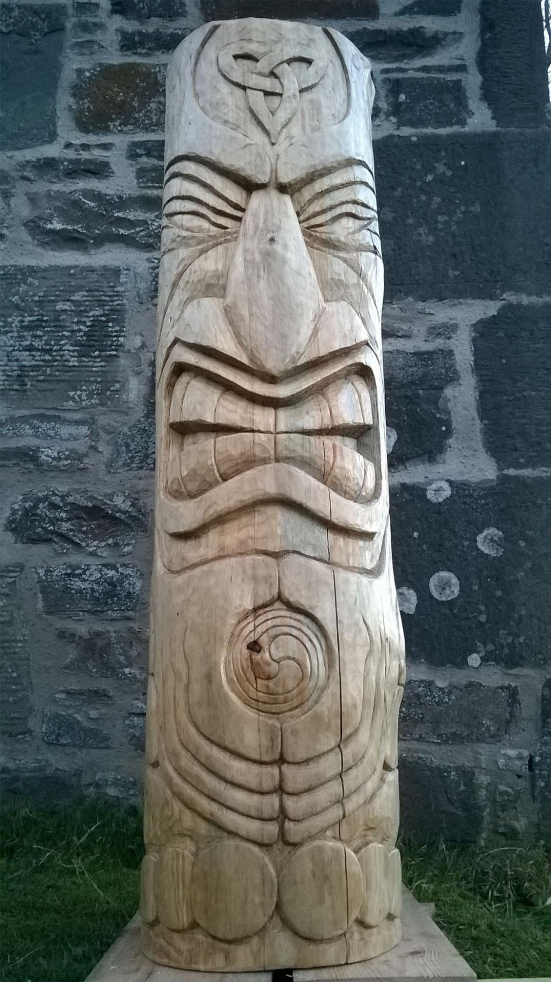 Celtic Tiki Owen Pilgrim Storyteller And Artist